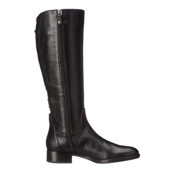 Geox Women's Boot D Felicity A D54G1A -  Black